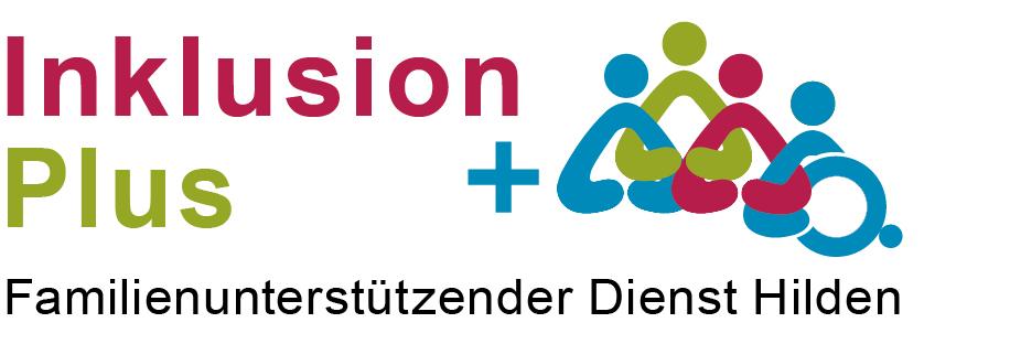 Freizeitgemeinschaft Hilden – Inklusive Plus Logo