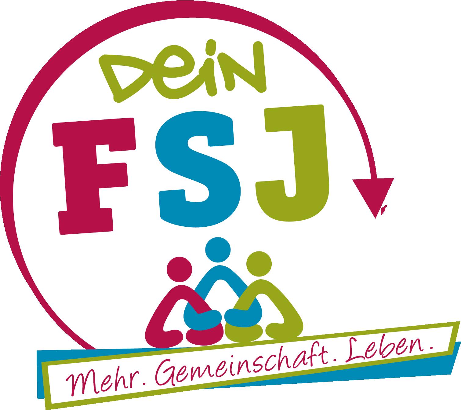 Freizeitgemeinschaft Hilden – FSJ Logo